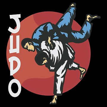 Martial Arts Judo Fight - Gift Idea by vicoli-shirts