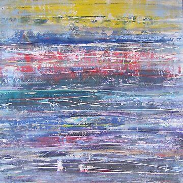 Rainbow of Kindness, Original painting by musicaroundus