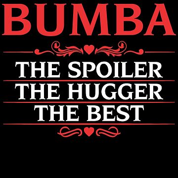 An Awesome Birthday or Christmas gift for Bumba  by BBPDesigns