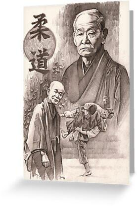Jigoro Kano by Alleycatsgarden