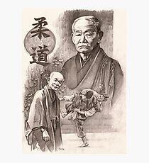 Jigoro Kano Photographic Print