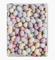 Pastel Easter Eggs Pattern iPad Case/Skin