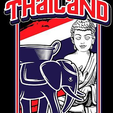 Thailand by GeschenkIdee