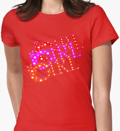 Not So Girly Girly T-Shirt