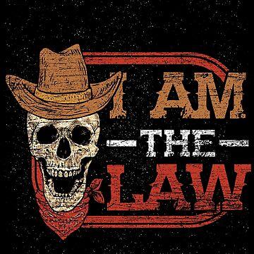 Wild West law by GeschenkIdee