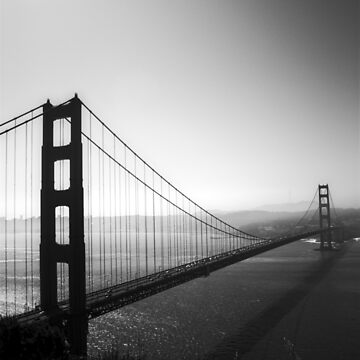 Golden Gate Bridge by Kgphotographics