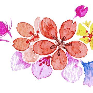 Blumenzauber von maysi