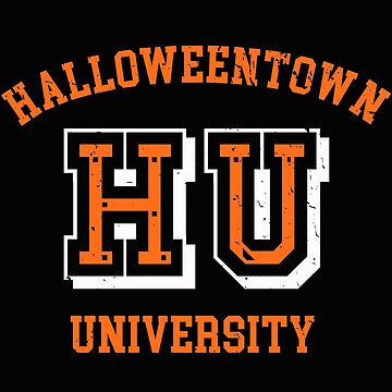 Halloweentown University halloween town by ryanturnley