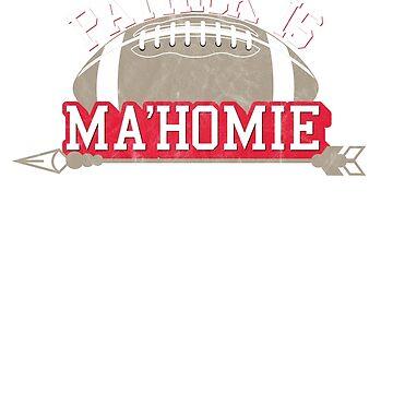 Patrick is Ma'Homie T-Shirt Kansas City Football Fans Shirt by goodfriendkyle