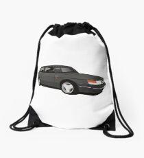 saab mochilas de cuerdas redbubble Saab Cars mochila de cuerdas ilustraci n saab 900 turbo 16 aero gris oscuro