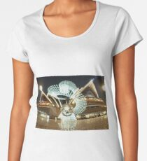 Spiral. Women's Premium T-Shirt
