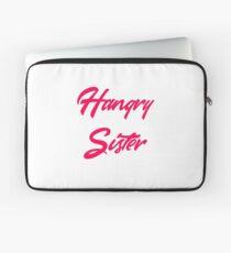 Hangry Sister Foodie Spirit Laptop Sleeve