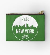 New York Cycling Studio Pouch