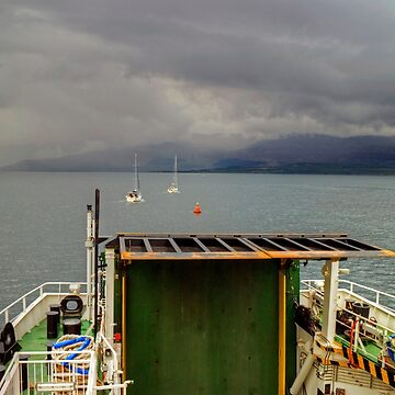 The Ferry to Mull by VoluntaryRanger