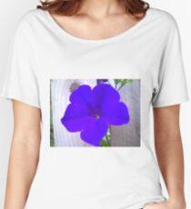Pop Bloom Women's Relaxed Fit T-Shirt