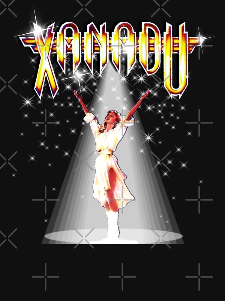 Xanadu - A Million Lights - Olivia Newton-John by retropopdisco
