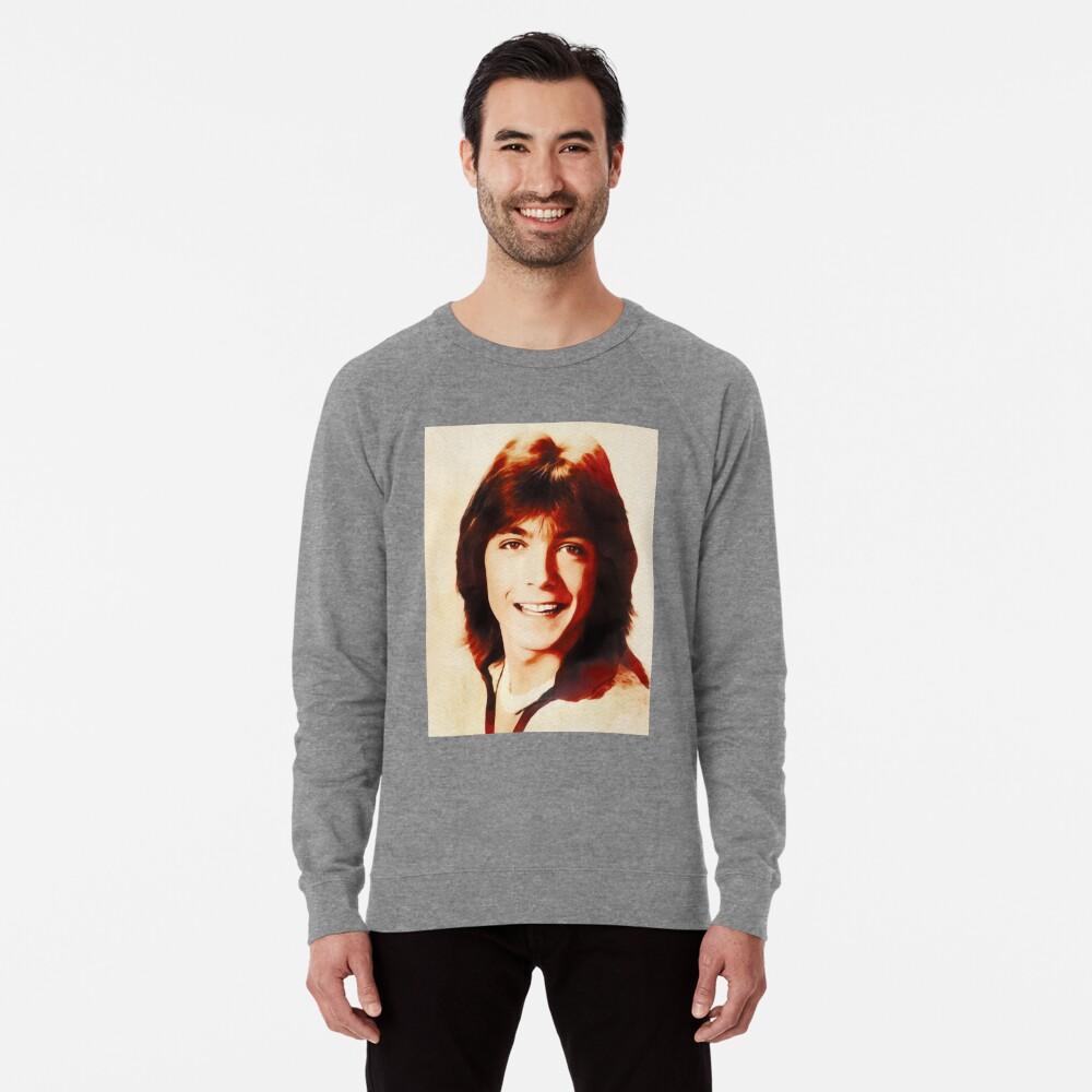 Sweatshirt léger «David Cassidy, Star d'Hollywood»