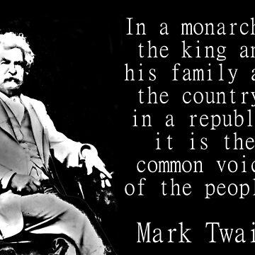 In A Monarchy - Twain by CrankyOldDude