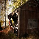 It used to be a home for somebody by Olav Lunde