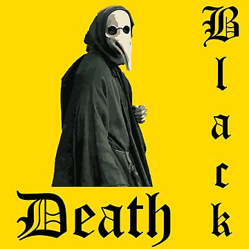 Black Death by oxLeinadxo