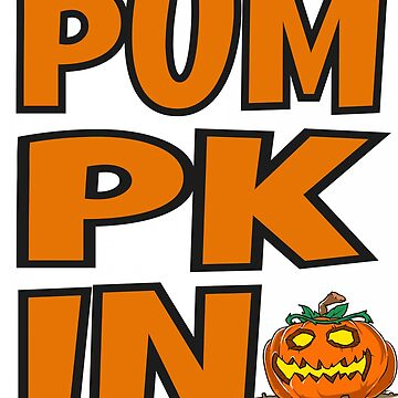 Funny Pumpkin Gift by iwaygifts