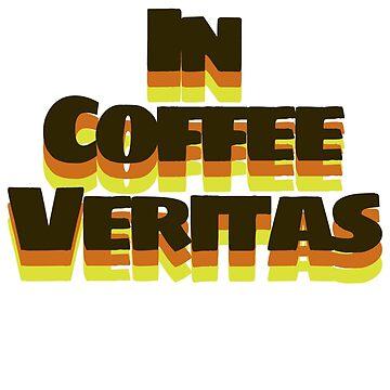 In Coffee Veritas by underscorepound