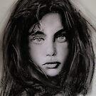 Young Natalia Vodianova by Jarko