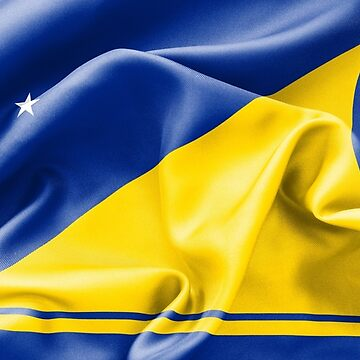 Tokelau Flag by MarkUK97