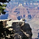 Light and Shadows Across the Grand Canyon by Warren  Thompson
