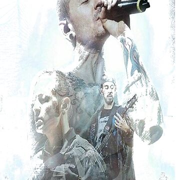 Rip Chester By vocalist  by christianoo