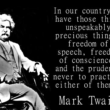 In Our Country - Twain by CrankyOldDude