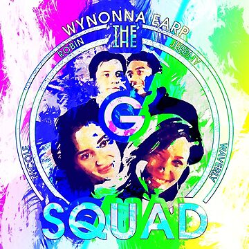 G squad by Merbie