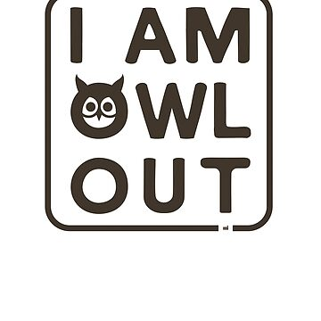 I Am Owl Out by ixmanga