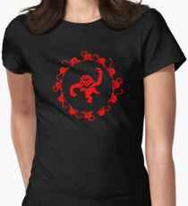 Army of the 12 monkeys Womens Fitted T-Shirt