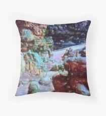 Grotte di castellana Floor Pillow