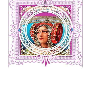 Vintage Woman by Zehda