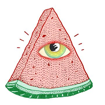 illuminati anguria by MUMtees