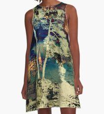 arbre/tree A-Line Dress