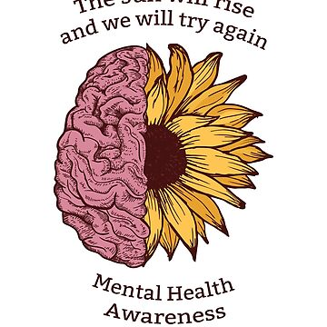Mental Health Awareness by TshirtsUK