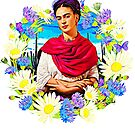 FRIDA by gracefullmess