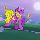 My Little Pony G2 Firefly by Maera