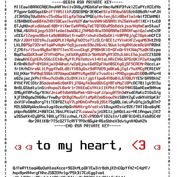Smooth Cyber Security Criminal Valentine's Day by AMagicalJourney