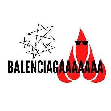 Balenciagaaaaaaa by StefGermanotta