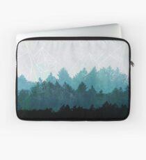 Woods Abstract Laptoptasche