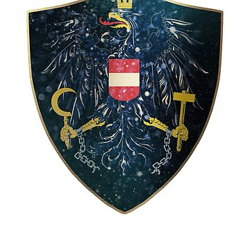 Austria Coat of Arms by ockshirts