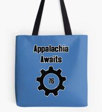 Appalachia Awaits - Fallout 76 Tote Bag