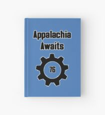 Appalachia Awaits - Fallout 76 Hardcover Journal