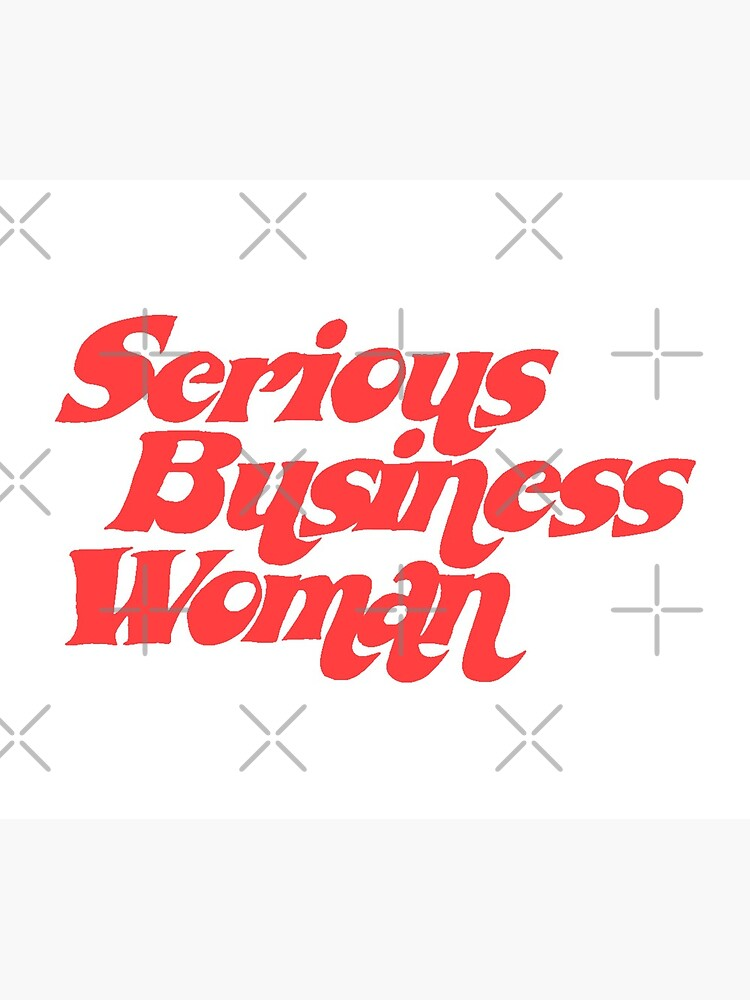Serious Business Woman by madisonbaber
