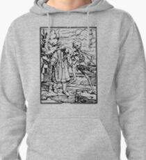 Dance of Death III (Hans Holbein's) Pullover Hoodie