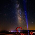 Borrego Springs Desert Milkyway Fun by photosbyflood